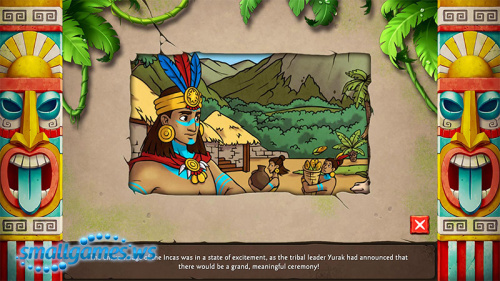 Tales of Inca 2: New Adventures