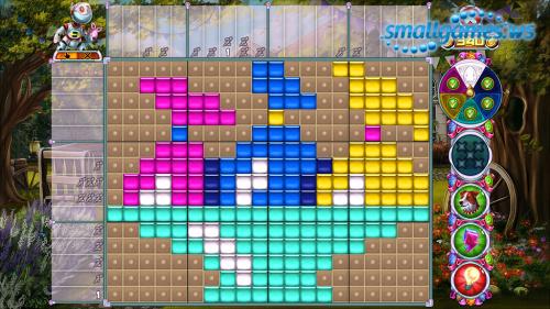 Rainbow Mosaics 12: Easter Helper