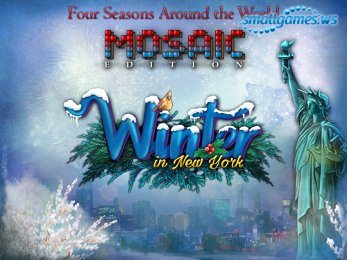 Winter in New York: Mosaic Edition