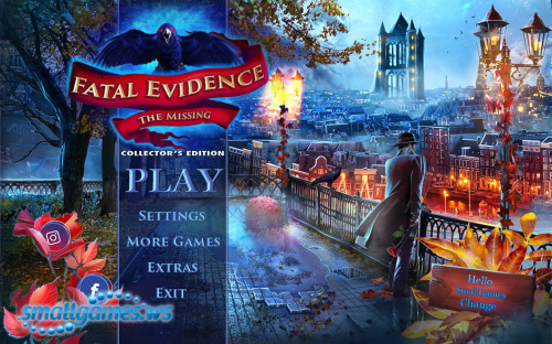 Fatal Evidence 2: The Missing Collector's Edition