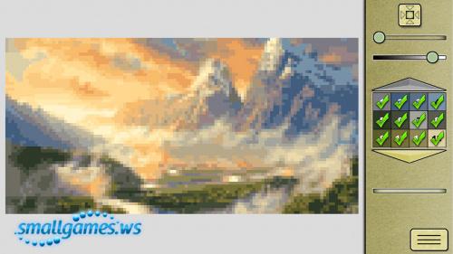 Pixel Art 17 (русская версия)