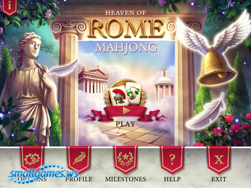 Heaven of Rome: Mahjong