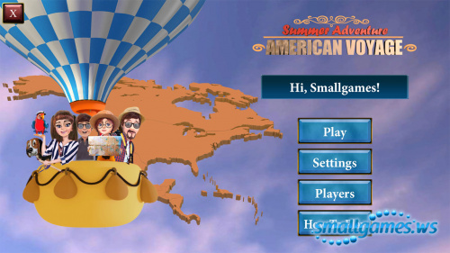 Summer Adventure 5: American Voyage