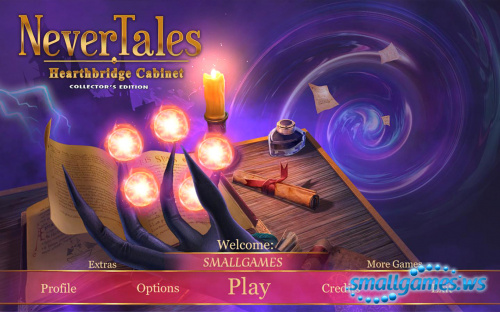 Nevertales 9: Hearthbridge Cabinet Collector's Edition