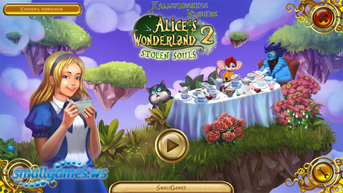 Alice's Wonderland 2: Stolen Souls Collector's Edition (multi, рус)