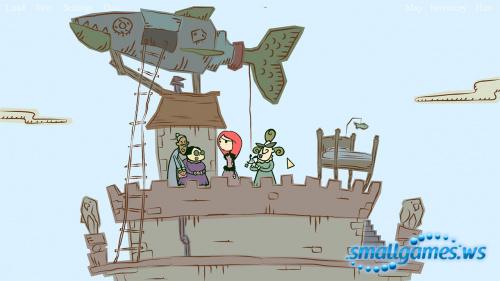 Nelly Cootalot: Spoonbeaks Ahoy! HD (multi)