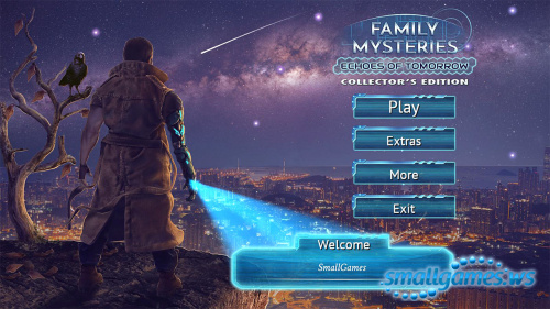 Family Mysteries 2: Echoes of Tomorrow Collector's Edition
