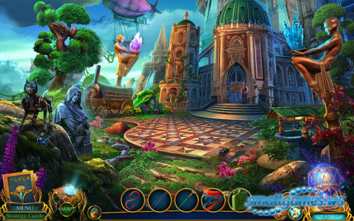 Labyrinths of the World 12: Hearts of the Planet Collector's Edition