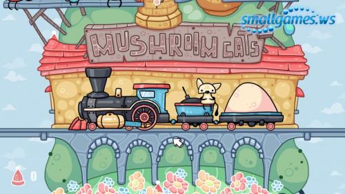 Mushroom Cats 2 | Грибные Коты 2