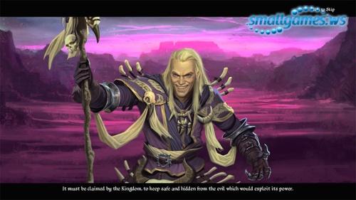 Legends of Solitaire 3: Diamond Relic