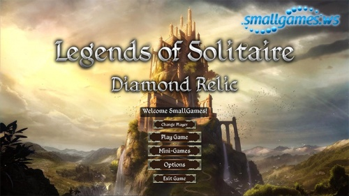 Legends of Solitaire 3: Diamond Relic