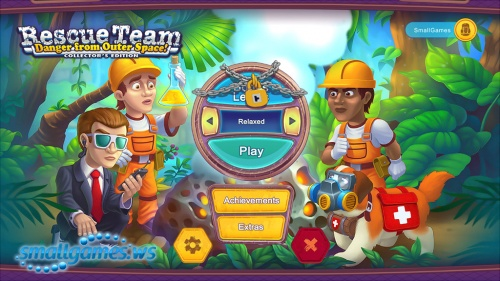 Rescue Team 10: Danger from Outer Space Collector's Edition
