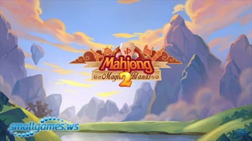 Маджонг: Волшебные острова 2