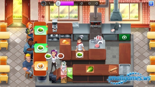 Cooking Stars Collector's Edition (eng, рус)