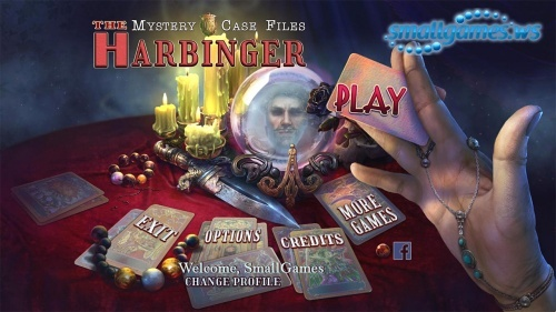 Mystery Case Files 21: The Harbinger