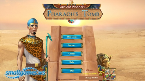 Ancient Wonders: Pharaoh's Tomb