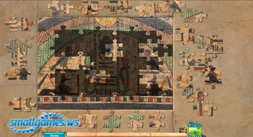 Ancient Wonders: Pharaoh's Tomb