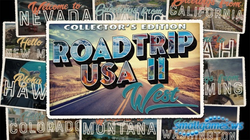 Road Trip 3: USA 2 West Collector's Edition
