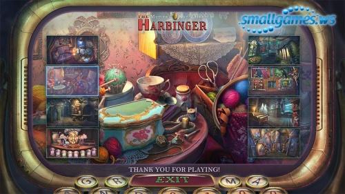 Mystery Case Files 21: The Harbinger