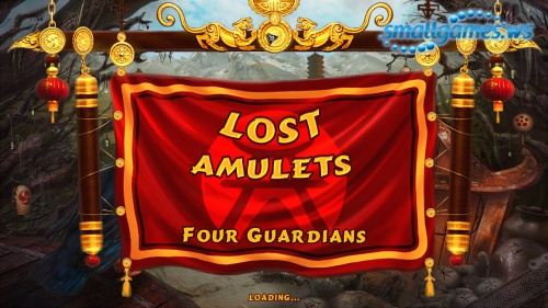 Lost Amulets 3: Four Guardians