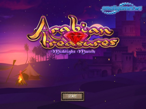 Arabian Treasures: Midnight Match