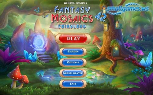 Fantasy Mosaics 42: Fairyland