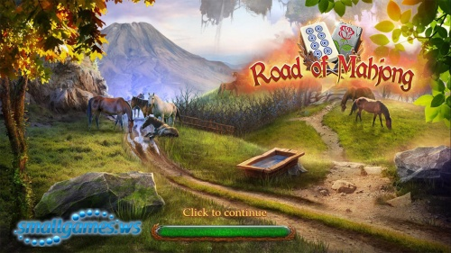 Road of Mahjong (eng, рус)