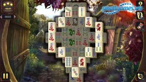 Road of Mahjong (eng, рус)
