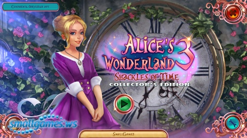 Alices Wonderland 3: Shackles of Time Collector's Edition (multi, рус)