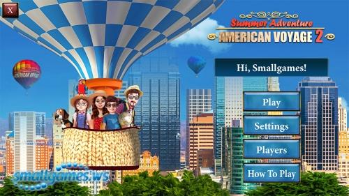 Summer Adventure 6: American Voyage 2