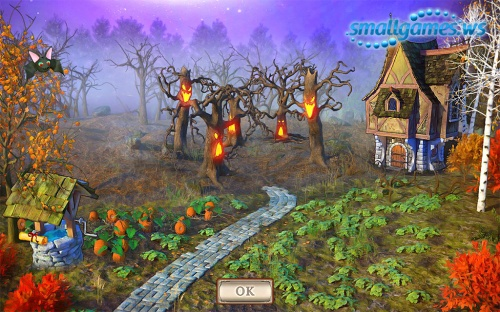 Fantasy Mosaics 43: Haunted Forest