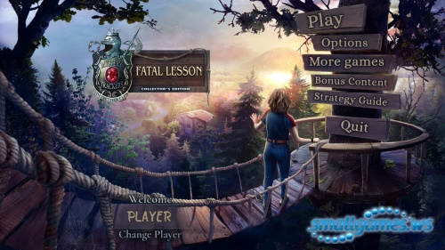 Mystery Trackers 18: Fatal Lesson Collector's Edition