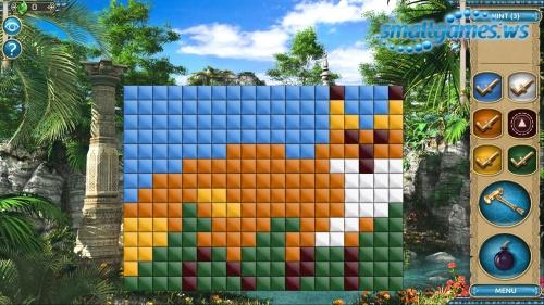 Daydream Mosaics