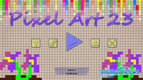 Pixel Art 23 (русская версия)