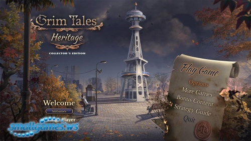 Grim Tales 19: Heritage Collector's Edition