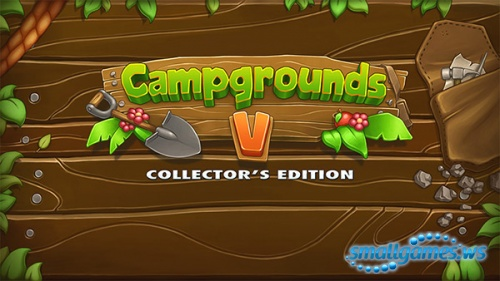 Campgrounds 5 Collector's Edition