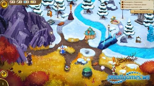 Alice's Wonderland 4: Festive Craze Collector's Edition (multi, рус)