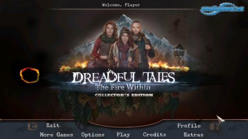 Dreadful Tales 2: The Fire Within Collectors Edition