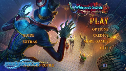 Whispered Secrets 11: Morbid Obsession Collector's Edition