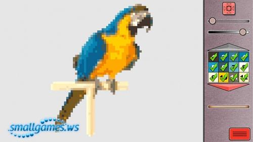 Pixel Art 25 (русская версия)