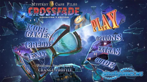 Mystery Case Files 22: Crossfade Collector's Edition