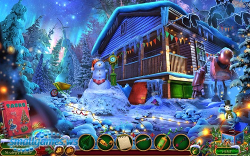 The Christmas Spirit 4: Journey Before Christmas Collector's Edition