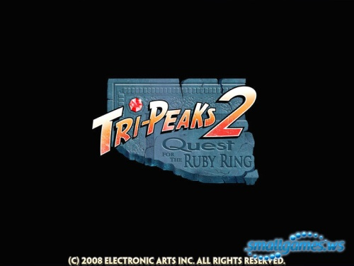 Tri-Peaks 2: Quest for the Ruby Ring