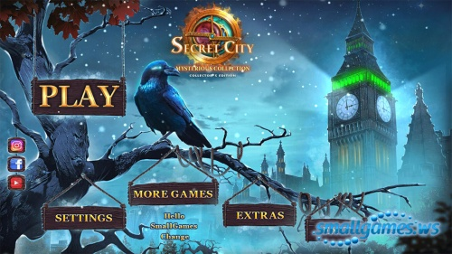 Secret City 5: Mysterious Collection Collector's Edition