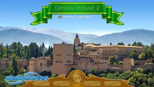 Crystal Mosaic 1, 2