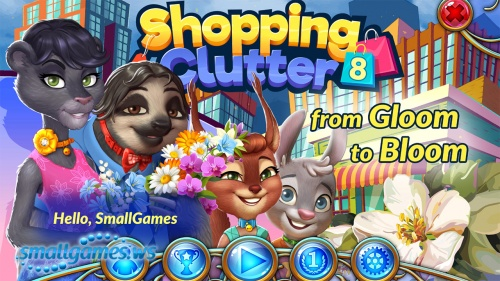 Shopping Clutter 8: From Gloom to Bloom (multi, рус)