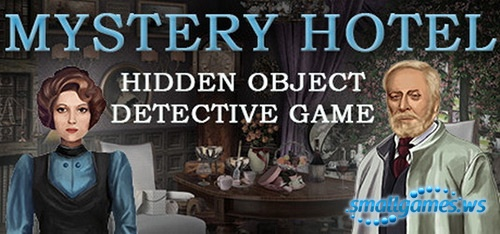 Hidden Object: Mystery Hotel (multi, рус, укр)