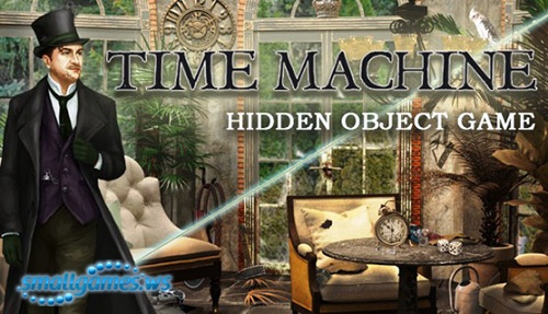 Hidden Object: Time Machine (multi, рус, укр)