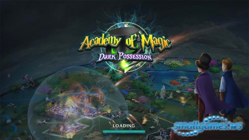 Academy of Magic 3: Dark Possession