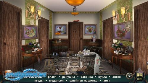 Hidden Object: Mystery Hotel (multi, рус, укр)